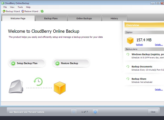 CloudBerry Launches Version 2.9 of Cloud Backup for Amazon S3 ...