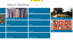 SkyDrive for Windows